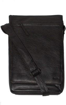 Leaf Addiction 15 inch Laptop Bag Black available at Flipkart for Rs.2049