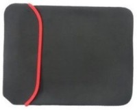 Tech Gear 14 Inch Sleeve/Slip Case (Orange, Black)