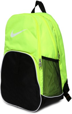 19734a2f51cb Nike 15 inch Laptop Backpack (Fluorescent Green)