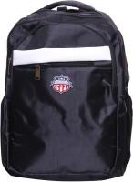 American Flyer BlakCat 17 Inch Laptop Backpack Black1