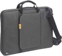 Case Logic 15 Inch Laptop Messenger Bag (Grey)