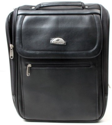 JG Shoppe C File Executive 15 inch Laptop Bag Black-JG550
