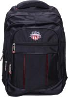 American Flyer Warrior 17 Inch Laptop Backpack Black12