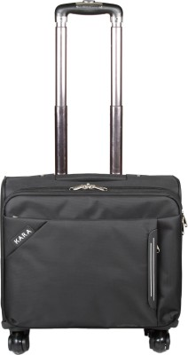 Kara 16 inch Trolley Laptop Strolley Bag