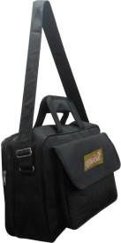 Adbeni 14 inch Expandable Laptop Messenger Bag
