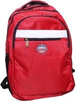 American Flyer EagleEye 17 Inch Laptop Backpack Red3