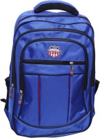 American Flyer PacificNight 17 Inch Laptop Backpack Blue7