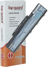 Lapguard Replacement For GATEWAY NV5928U 6 Cell Laptop Battery