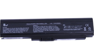 4D Toshiba M601 6 Cell Laptop Battery