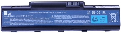 4D Acer Aspire EasyNote TJ66 Laptop Battery