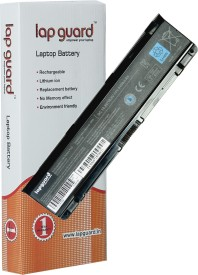 Lapguard Replacement For TOSHIBA Satellite S855-S5264 6 Cell Laptop Battery