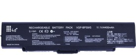 4D Sony Vaio VGN-CR320EP 6 Cell Laptop Battery