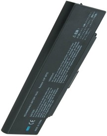 ARB Sony VGN-S52B/S Compatible Black 6 Cell Laptop Battery