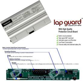 Lapguard HP Pavilion tx2105au 4 Cell Laptop Battery