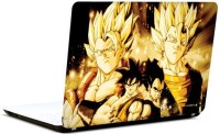 Pics And You Dargon Ball Z Cartoon Themed 67 3M/Avery Vinyl Laptop Decal (Laptops And MacBooks)