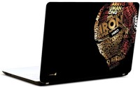 Pics And You Ironman Exquisite Vinyl Laptop Decal (Laptops And Macbooks)