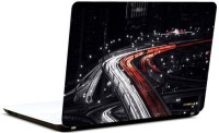 Pics And You Expressway At Night Vinyl Laptop Decal (Laptops And Macbooks)