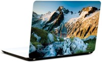 Pics And You Mountains And Hills 6 3M/Avery Vinyl Laptop Decal (Laptops And MacBooks)