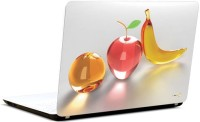 Pics And You Transparent Fruits Vinyl Laptop Decal (Laptops And Macbooks)