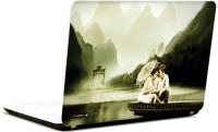 Pics And You Vintage Romance Vinyl Laptop Decal (Laptops And Macbooks)