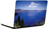 Pics And You Bold And Blue 20 3M/Avery Vinyl Laptop Decal (Laptops And MacBooks)