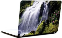 Pics And You Beautiful Waterfall 3M/Avery Vinyl Laptop Decal (Laptops And MacBooks)