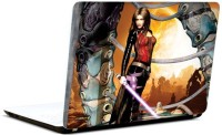 Pics And You Sword And Sorcery 23 3M/Avery Vinyl Laptop Decal (Laptops And MacBooks)