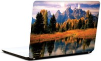 Pics And You Amazing Forest 10 3M/Avery Vinyl Laptop Decal (Laptops And MacBooks)