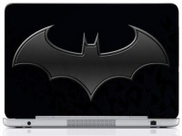 WebPlaza Batman 3 Skin Vinyl Laptop Decal (All Laptops With Screen Size Upto 15.6 Inch)