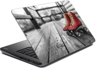 MeSleep Roller Skates Vinyl Laptop Decal (Laptop)