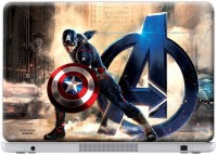 Macmerise Super Soldier - Skin For Dell Inspiron 15 - 3000 Series Vinyl Laptop Decal 15.6 (Dell Inspiron 15 - 3000 Series)