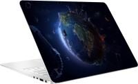 AV Styles 3D Earth Laptop Skin Vinyl Laptop Decal (All Laptops)