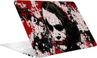 AV Styles Crazy Batman JokerLaptop Skin Vinyl Laptop Decal (All Laptops)