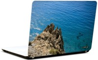 Pics And You Beachside View 8 3M/Avery Vinyl Laptop Decal (Laptops And MacBooks)