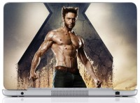 WebPlaza Hugh Jackman X Mqn Skin Vinyl Laptop Decal (All Laptops With Screen Size Upto 15.6 Inch)