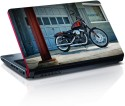 Amore Harley Davidson Nightster Vinyl Laptop Decal - All Laptops With Screen Size Upto 15.6 Inch