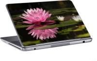 AV Styles Lotus Flower And Reflection Skin Vinyl Laptop Decal (All Laptops)