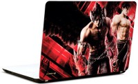 Pics And You Tekken Cartoon Themed 311 3M/Avery Vinyl Laptop Decal (Laptops And MacBooks)