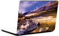 Pics And You Mountains And Hills 17 3M/Avery Vinyl Laptop Decal (Laptops And MacBooks)