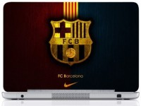 WebPlaza Fcb C Logo Skin Vinyl Laptop Decal (All Laptops With Screen Size Upto 15.6 Inch)