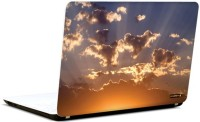 Pics And You Sunshine 9 3M/Avery Vinyl Laptop Decal (Laptops And MacBooks)