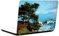 Pics And You Bold And Blue 4 3M/Avery Vinyl Laptop Decal (Laptops And MacBooks)