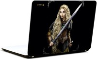 Pics And You Sword And Sorcery 25 3M/Avery Vinyl Laptop Decal (Laptops And MacBooks)