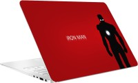 AV Styles Iron Man Tough Vinyl Laptop Decal (All Laptops)