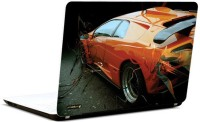 Pics And You Abstract Car Vinyl Laptop Decal (Laptops And Macbooks)