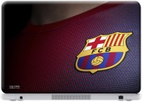 Macmerise FCB Jersey - Skin For Dell Inspiron 15 - 3000 Series Vinyl Laptop Decal (Dell Inspiron 15 - 3000 Series)