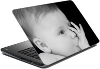 MeSleep Sweet Baby LS-86-054 Vinyl Laptop Decal (All Laptop Skin)