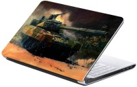 AV Styles Powerful Army Tanker Skin Vinyl Laptop Decal (All Laptops)
