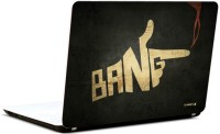Pics And You Bang Vinyl Laptop Decal (Laptops And Macbooks)
