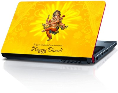 Shopkeeda Diwali SLS055681 Vinyl Laptop Decal Laptop